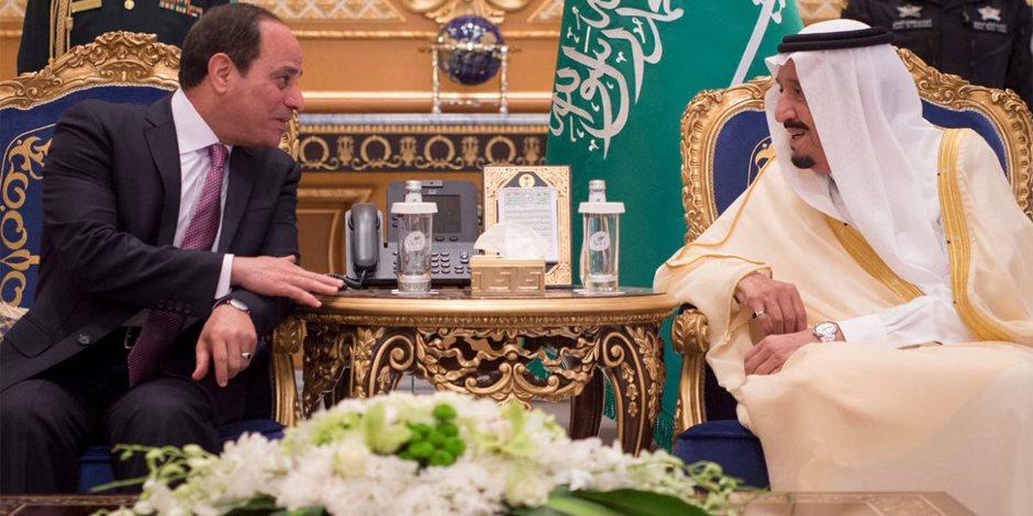 الرئيس السيسي يتلقى اتصالا هاتفيا من الملك سلمان لتعزيز التعاون الثنائي