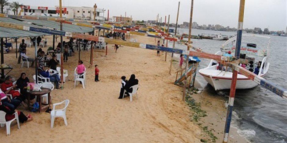 مياه القناة تفحص 65 اشتراكا لقرى سياحية وشواطيء بالإسماعيلية