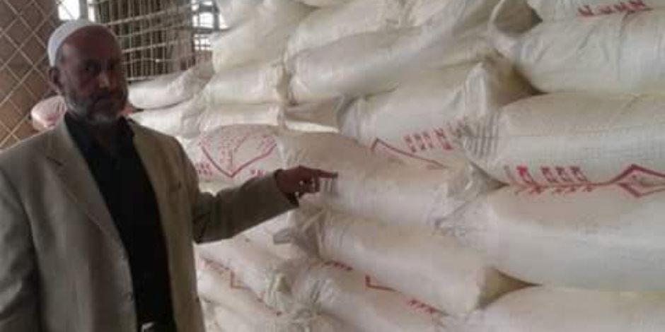 65 ألف طن رصيد محافظة المنوفية من الأسمدة