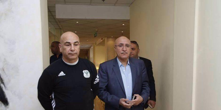 """سمير حلبية: في حالة عودة الجماهير """"المصري"""" سيطالب بنقل مبارياته لبورسعيد"""