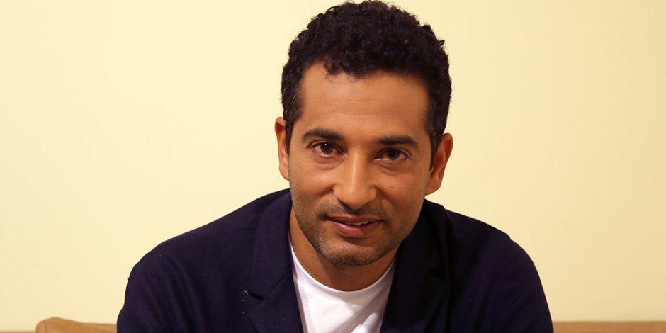 عمرو سعد في دار القضاء العالي.. والسبب