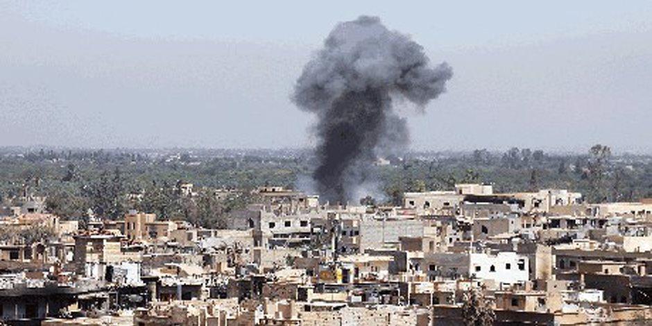 سوريا تطالب مجلس الأمن بإدانة الضربات الإسرائيلية الأخيرة فى دمشق