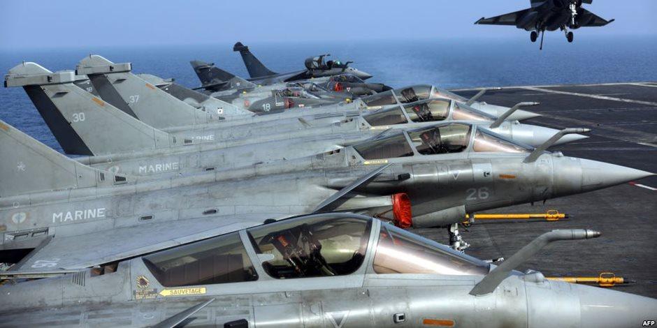التجارة في المستعمل.. فرنسا تبيع 5 مقاتلات للأرجنتين
