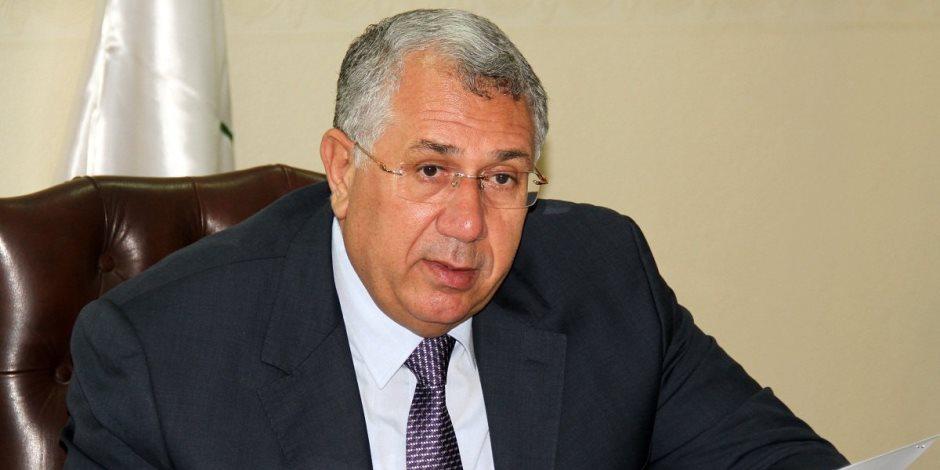 رئيس البنك الزراعي المصري: بداية مبشرة لموسم توريد القمح المحلي
