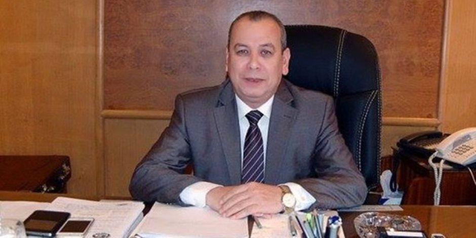 محافظ دمياط يقيل رئيس قرية العنانية لسوء الخدمات المقدمة للأهالي