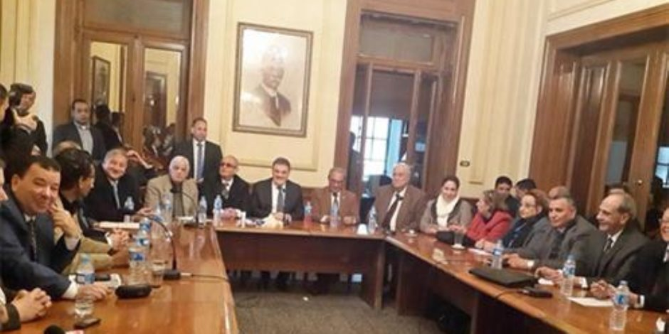 """أحمد السجينى: """"الخولى"""" يمثل جيل الوسط وهو الأنسب لرئاسة الوفد"""