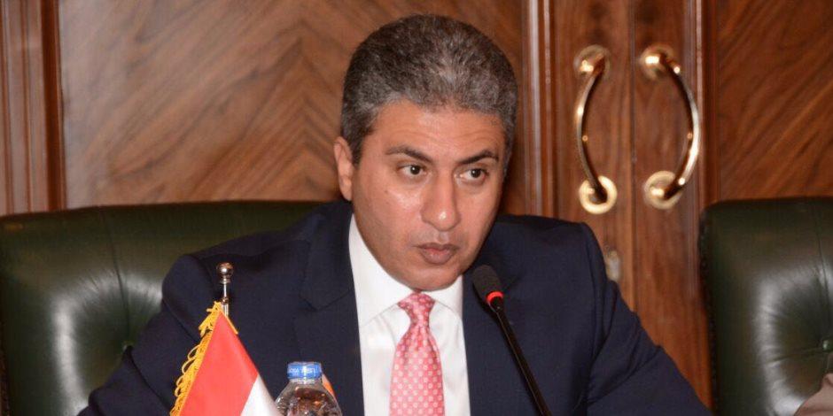 وزير الطيران مهنئا السيسي بالفوز بالرئاسة: الشعب المصري أثبت وعيه