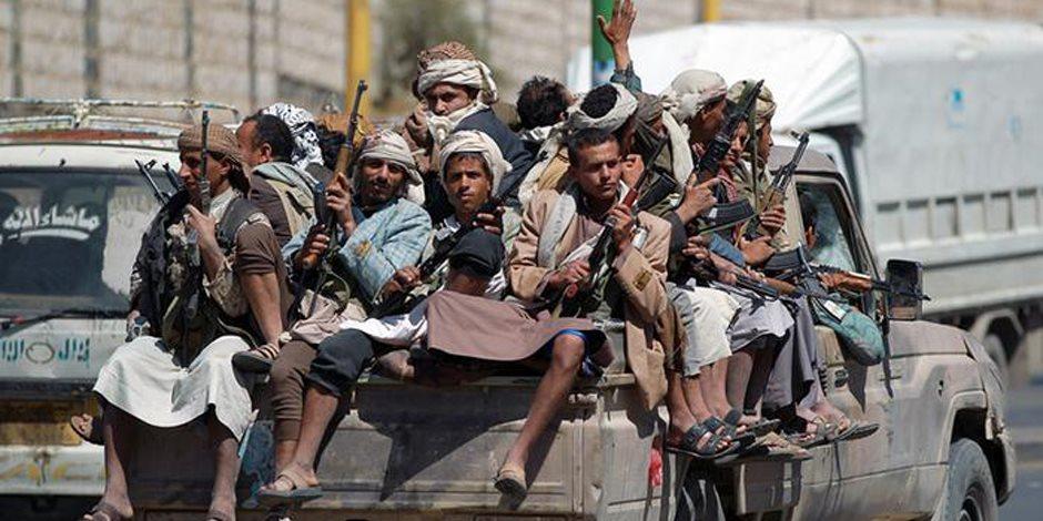 ميليشيا الحوثي تنهب منازل عبدالله صالح وأقاربه في صنعاء