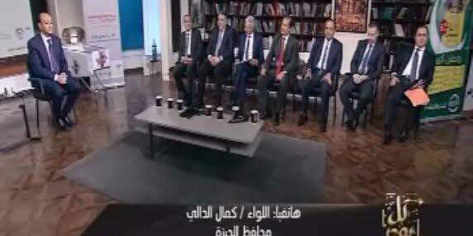 عمرو أديب: معرض أهلا رمضان لهز الأسعار في السوق وإظهار جودة الإنتاج المصري