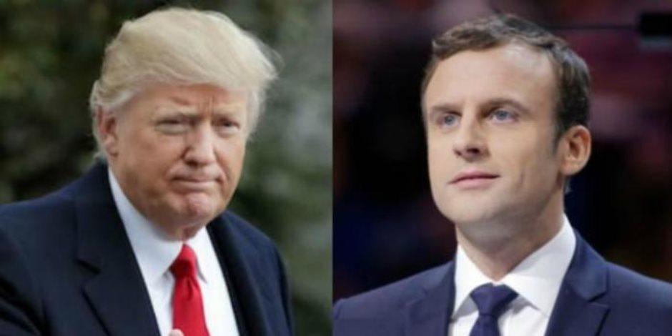 من الصادق؟.. ماكرون: أقنعت ترامب بالبقاء في سوريا.. والبيت الأبيض يكذبه: ننوي سحب قواتنا