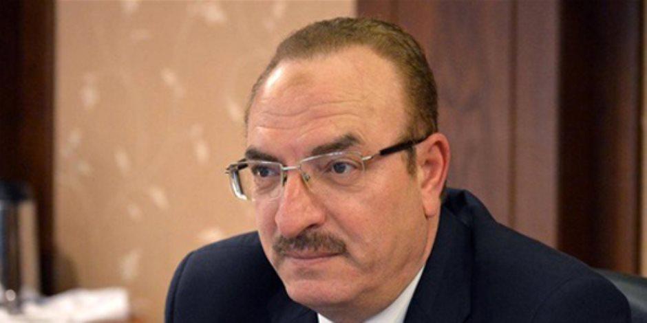 محافظ بني سويف يبحث مع التموين إقامة منطقة لوجستية فى بياض العرب