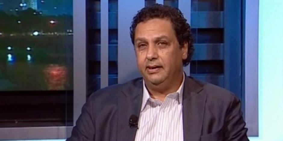 حازم عبدالعظيم يواصل رحلة السقوط بين التحالف والجبهات.. والنتيجة فشل