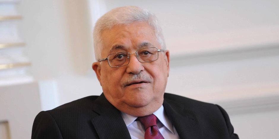 أبو مازن يبحث مع العاهل السعودي تطورات القضية الفلسطينية