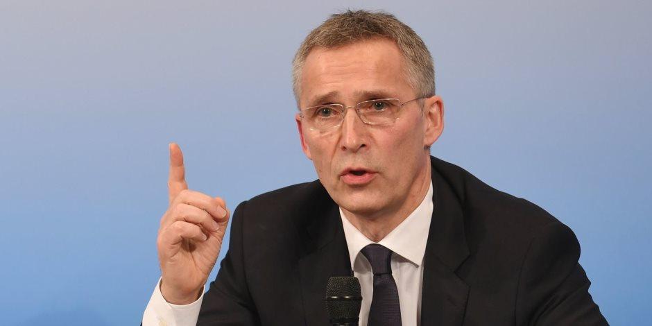 الأمين العام لحلف الناتو يلقى كلمة أمام الجمعية البرلمانية في بولندا