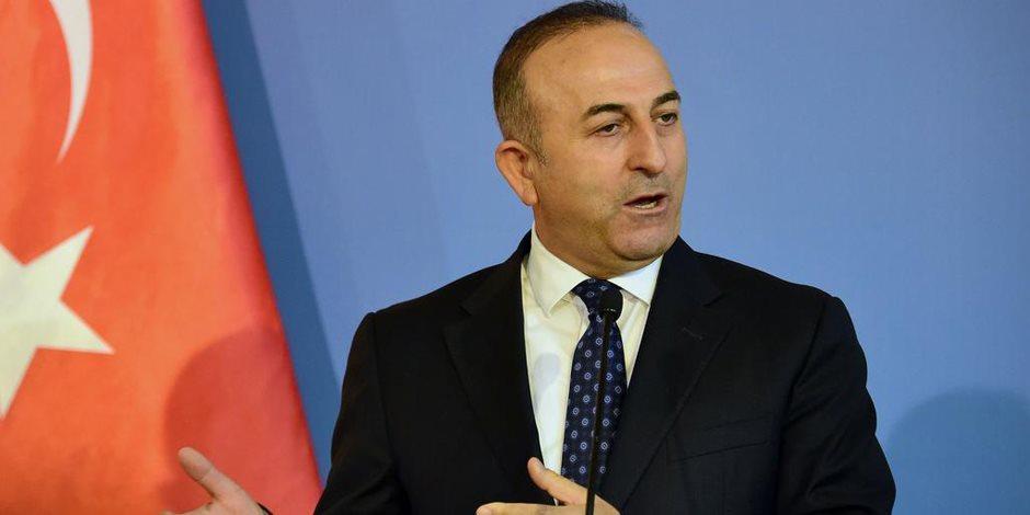 تشاووش أوغلو: كل سلاح تحصل عليه وحدات حماية الشعب الكردية تهديد لتركيا