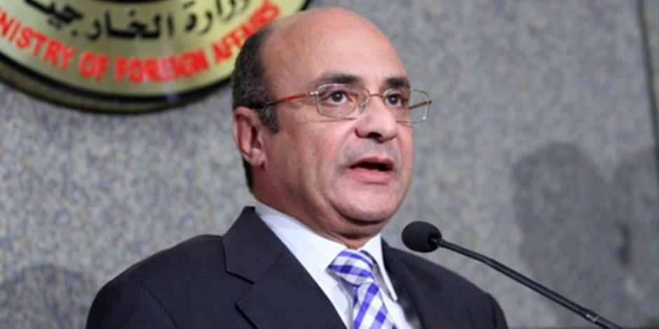 وزير شئون مجلس النواب: مصر تفى بالتزاماتها الدولية في حقوق الإنسان
