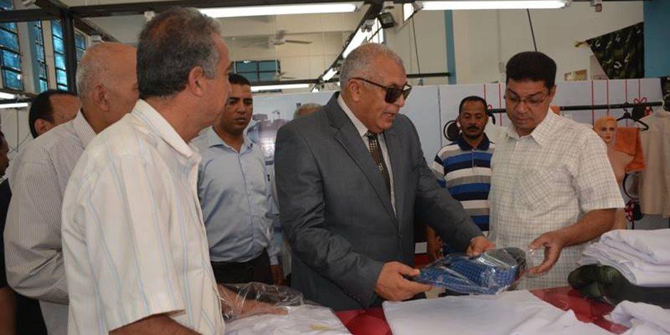 قصص نجاح سطرت بدعم «تنمية المشروعات».. كيف تحول إمام من مشرف إلى صاحب مصنع ملابس؟