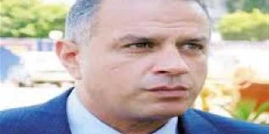 مساعد وزير الداخلية بالفيوم يتفقد الحالة الأمنية بوادي الريان