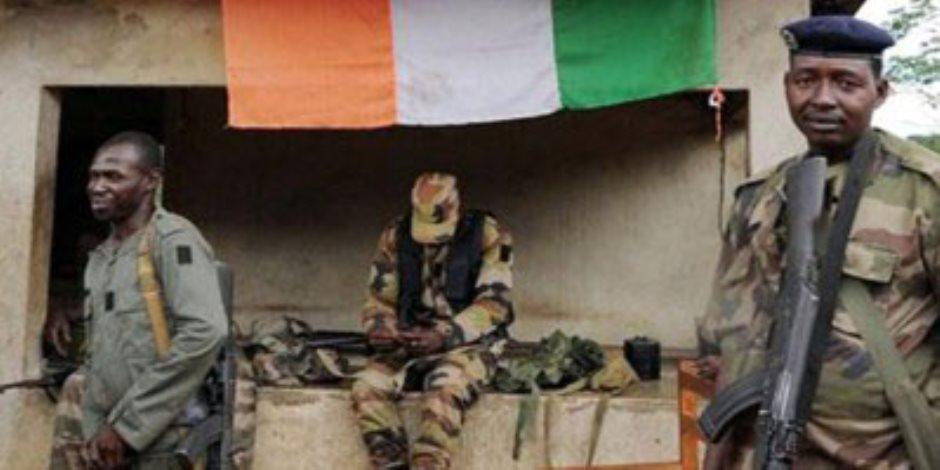 جنود متمردون فى جيش ساحل العاج يتخلون عن مطالبهم المالية