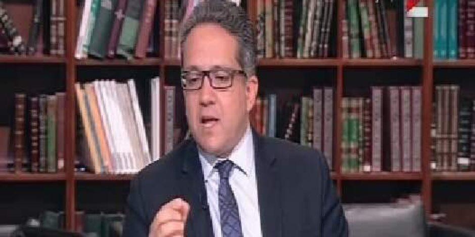 اليوم.. وزير الأثار يبدأ جولة تفقدية بسوهاج لمتابعة الاكتشافات الجديدة