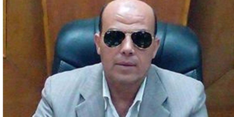 رئيس مدينة الشهداء بالمنوفية يحيل مسئولين محليين بقرية «دراجيل» للتحقيق