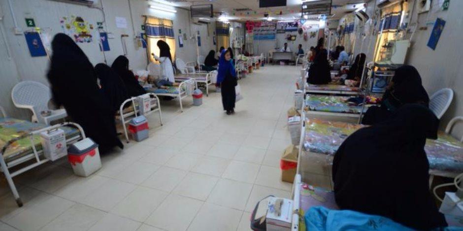 الإصابة بوباء الكوليرا المسجلة في مستشفيات اليمن وصل إلى 10 آلاف