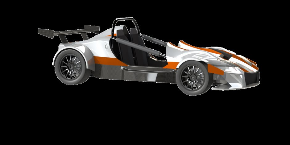 شركة أجيلي تستعين بمحركات فورد لسيارتها الرياضية