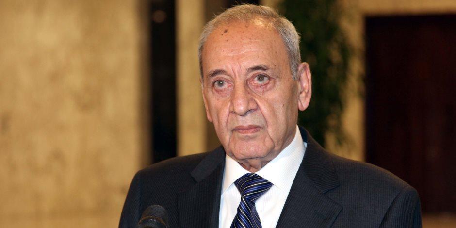 إعادة انتخاب نبيه بري رئيسا للبرلمان اللبناني