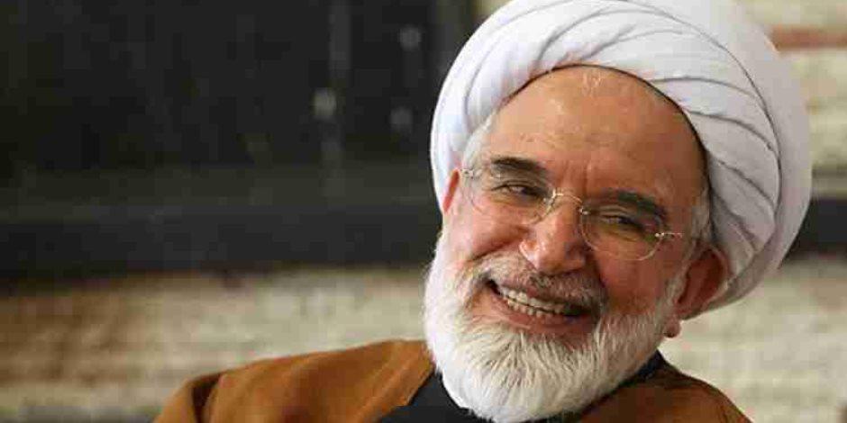 « مهدى كروبى» يعلن دعمه لروحانى فى انتخابات الرئاسة الايرانية