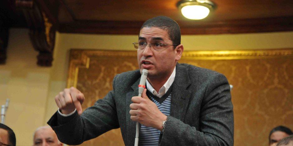 أبو حامد: إحالة قانون تنظيم الأزهر للجنة مشتركة