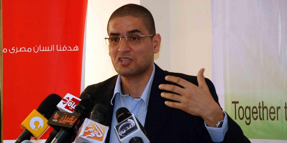 «أبوحامد» يكشف تفاصيل مشروع قانون الدعم الموحد