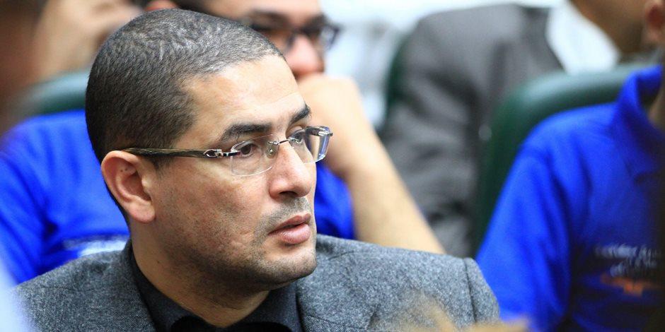 أبوحامد: حضور الرئيس مؤتمر الشباب الوطني يمنحه ثقلا