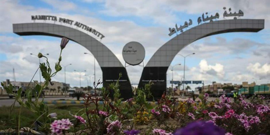 ميناء دمياط: خطة لطرح مشروع لاستغلال منطقة النهرية في تداول الحبوب