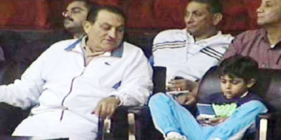 الأهرام ينشر نعي لحفيد مبارك: «8 سنوات على فراق الملاك الطاهر»