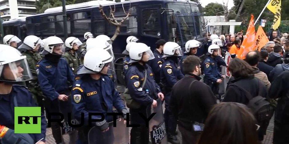 متطرفون يمينيون مفترضون يعتدون على رئيس بلدية تسالونيكي