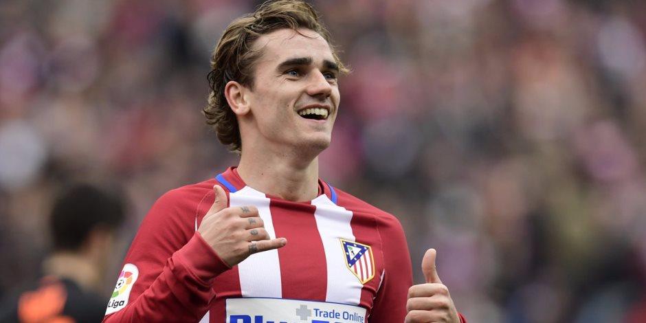 برشلونة يعلن تعاقده مع جريزمان رسمياً لمدة 5 سنوات