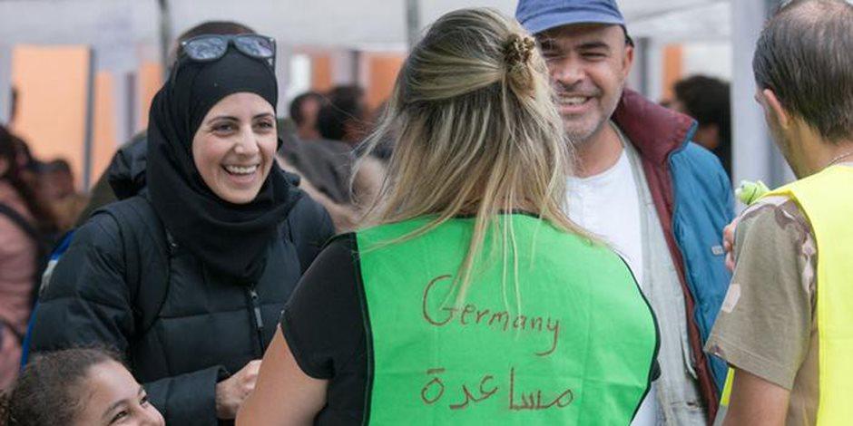 في عالم آخر.. ألمانيا تحسن ضيافة اللاجئين