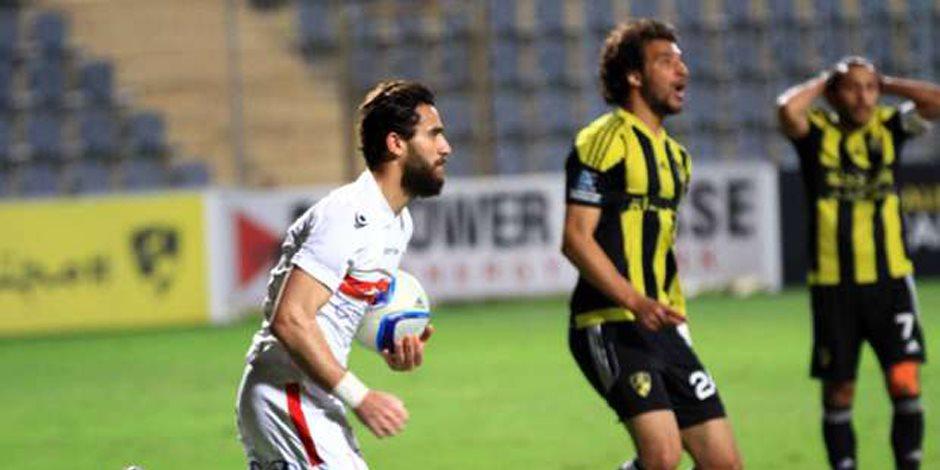 موعد مباراة الزمالك ووادي دجلة في الدوري اليوم الاربعاء 14 2