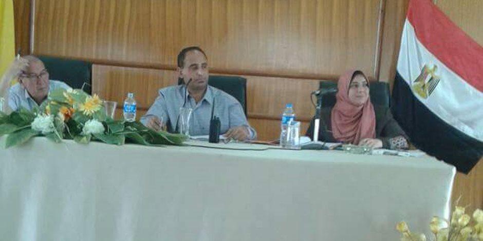 """وكيل """"صحة شمال سيناء"""" يؤكد توافر الأدوية والمستلزمات الطبية بالوحدات الصحية"""