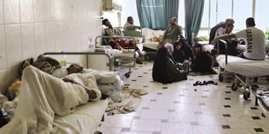 """""""معندناش في المستشفى"""".. حملة لمواجهة نقص المستلزمات والأدوية بالمستشفيات"""