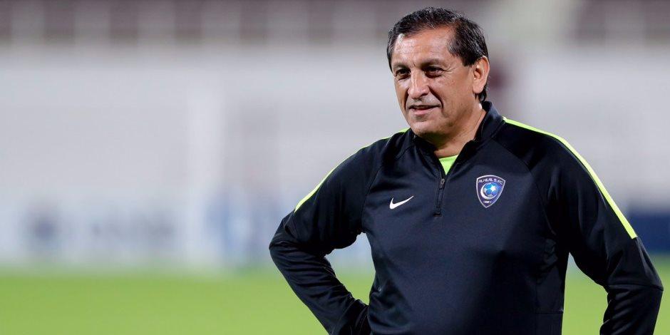 الأهلي يكشف موعد وصول الأرجنينى رامون دياز لتدريب الفريق