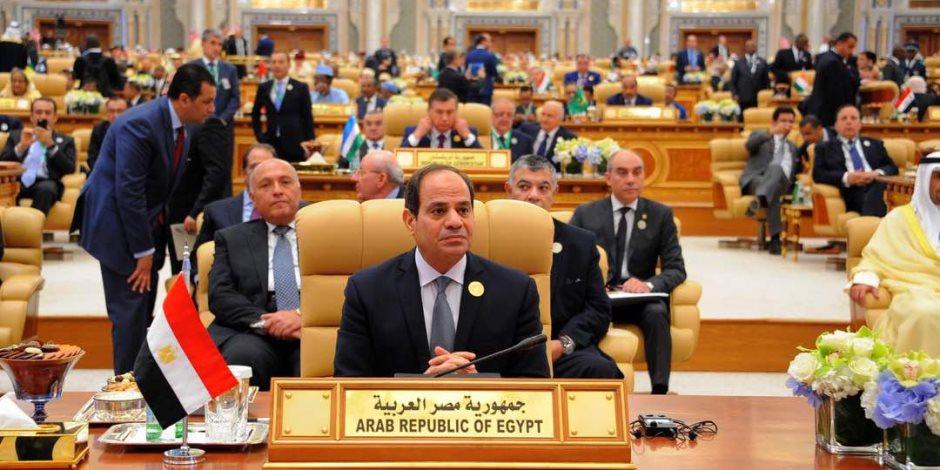 حزب مصر الثورة يطالب القمة العربية باتخاذ موقف تجاه الأزمة السورية