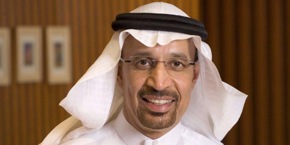 وزير الطاقة السعودي: المملكة لن تقف مكتوفة الأيدى لتعود تخمة المعروض