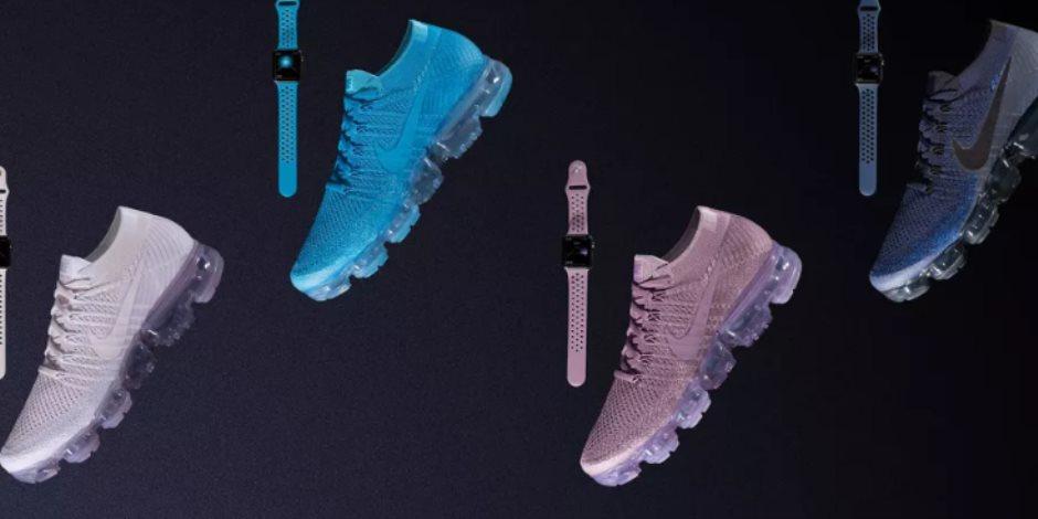 شركة Nike تطلق مجموعة أحذية جديدة بالشراكة مع مجموعة ساعات أبل