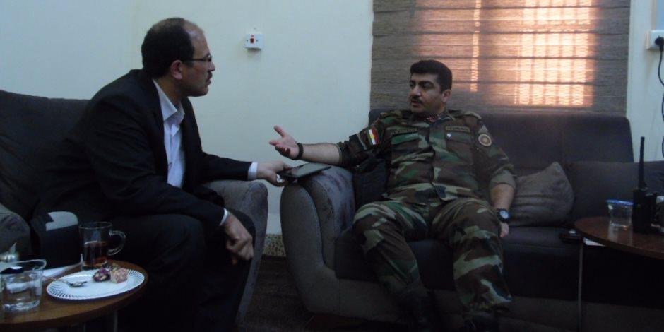 اللواء سيروان بارزاني: تحرير الموصل من داعش ليس نهاية المطاف