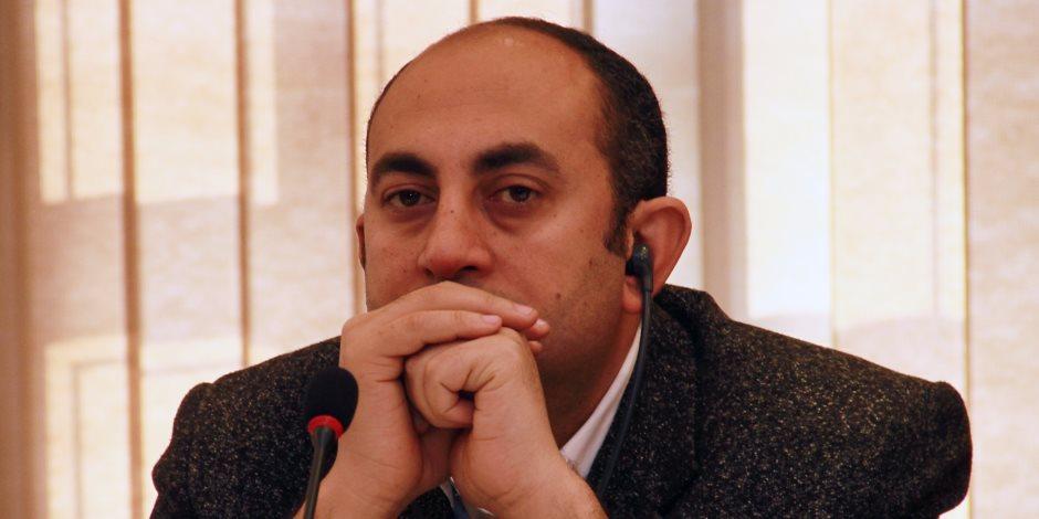 إيداع خالد علي بالحبس خانه بمحكمة شمال الجيزة حتى استكمال التحقيقات