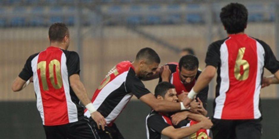 طلائع الجيش في مهمة خاصة أمام الجونة في كأس مصر