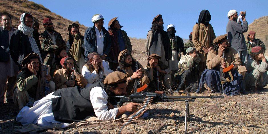 """""""الدفاع الأفغانية"""": قوات الجيش ترد على هجمات طالبان فى إقليم قرب الحدود مع إيران"""