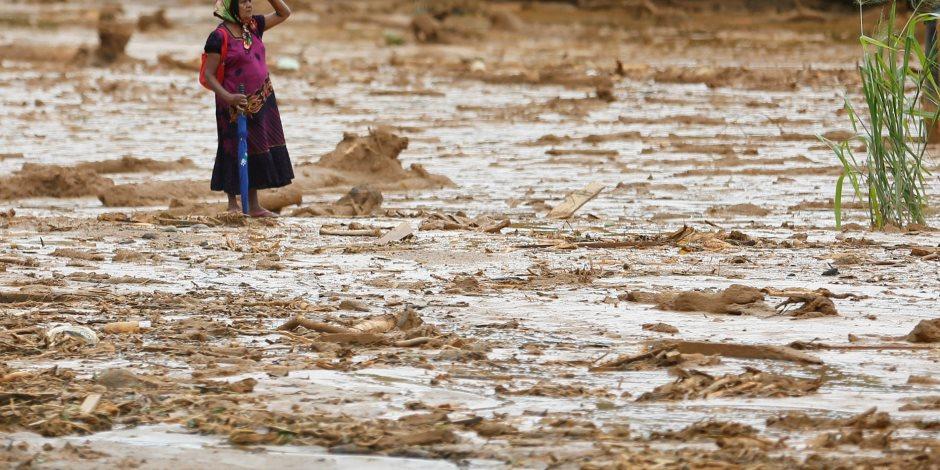 تشريد 5 آلاف شخص بسبب الفيضانات فى الصومال