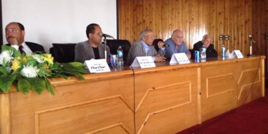 تمريض شمال سيناء تحتفل باليوم العالمي للتمريض بالعريش (صور)